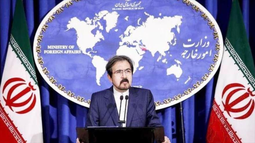 """Irán denuncia """"injerencias"""" del Reino Unido en sus asuntos"""