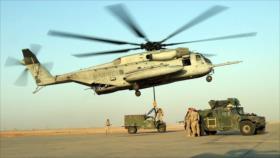 EEUU se rearma en Irak tras visita sorpresa de Trump
