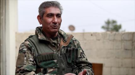 Comandante kurdo sugiere integración de kurdos en Ejército sirio