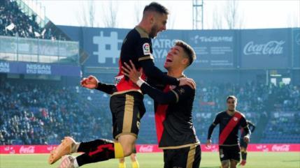 Vea el gol más rápido de la presente temporada de La Liga española