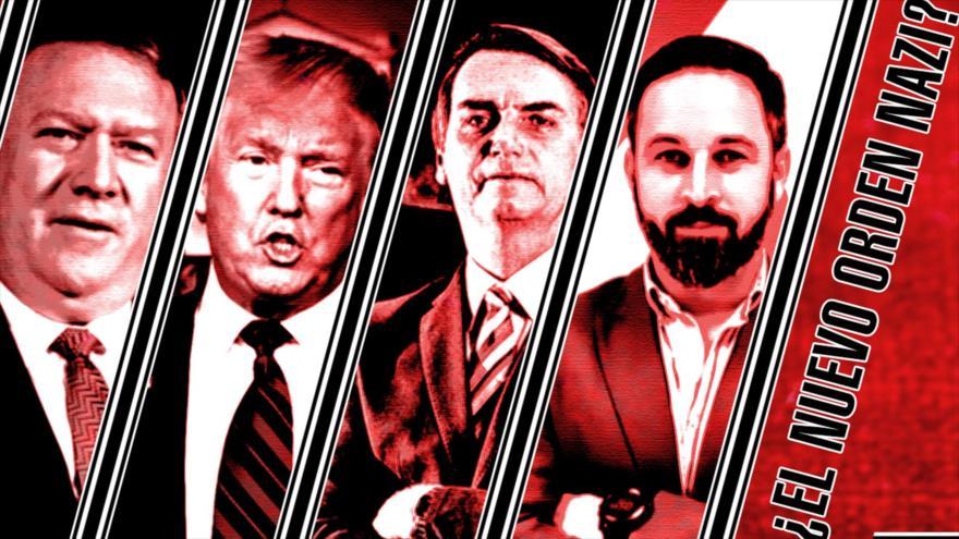 Detrás de la Razón: Guerra; EEUU y Brasil contra Venezuela y Rusia, detrás Profecía de Salomón y nuevo orden nazi