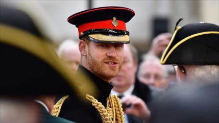 Príncipe Harry participará en mayor juego de guerra contra Rusia
