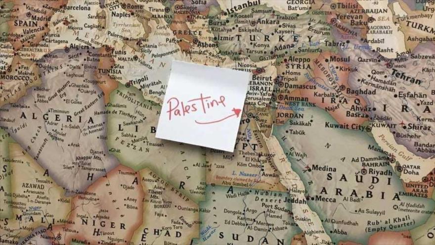 Mapa de la oficina de la congresista estadounidense Rashida Tlaib.