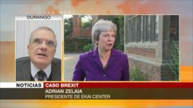 Zelaia: Mala gestión del Brexit terminará con élite británica