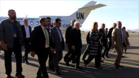 Ansarolá insiste en tregua y la reapertura del aeropuerto de Saná