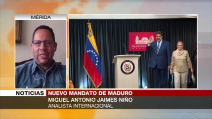 'Pese a injerencias de EEUU, Maduro juramentará el 10 de enero'