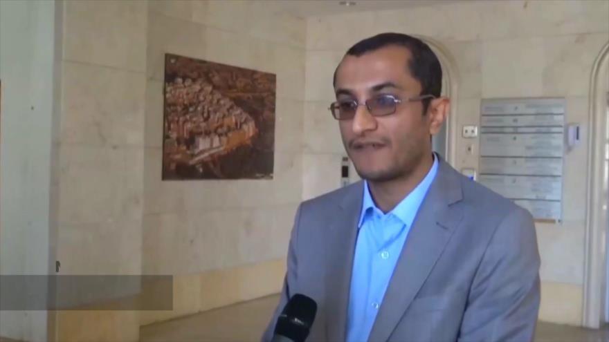 Enviado de la ONU dialoga con los líderes de Ansarolá de Yemen