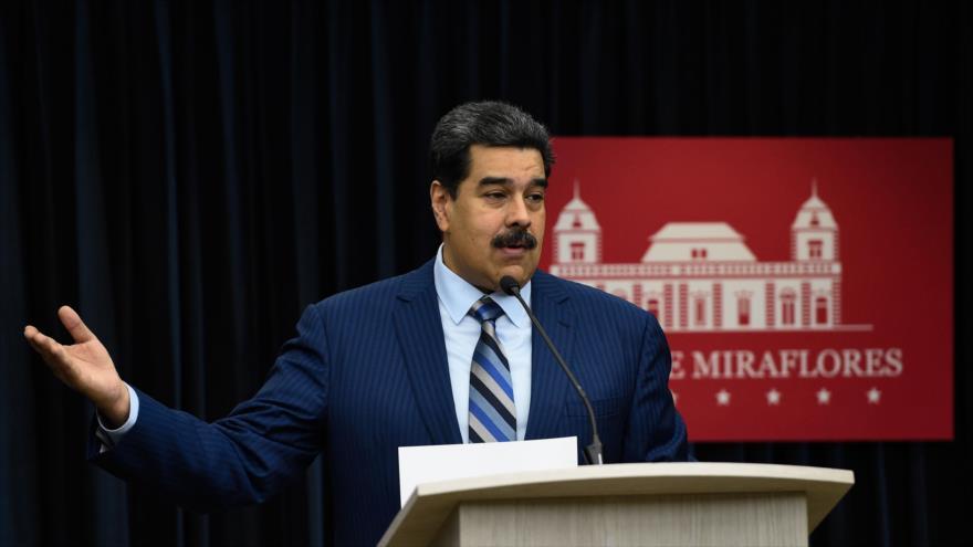 Maduro: El tal Guaidó es un títere y agente de EEUU | HISPANTV