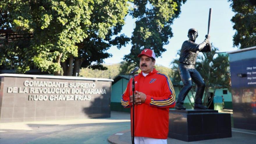 Maduro: El tal Guaidó es un títere y agente de EEUU