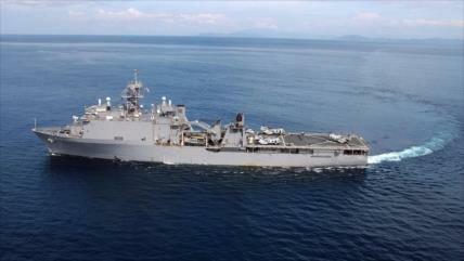Rusia condena llegada del buque anfibio de EEUU al mar Negro