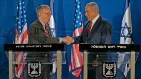 Netanyahu pide a EEUU reconocer soberanía israelí sobre el Golán