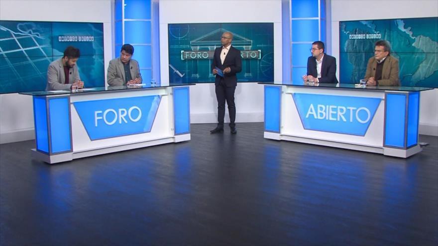Foro Abierto: América Latina; ¿reconfiguración política?