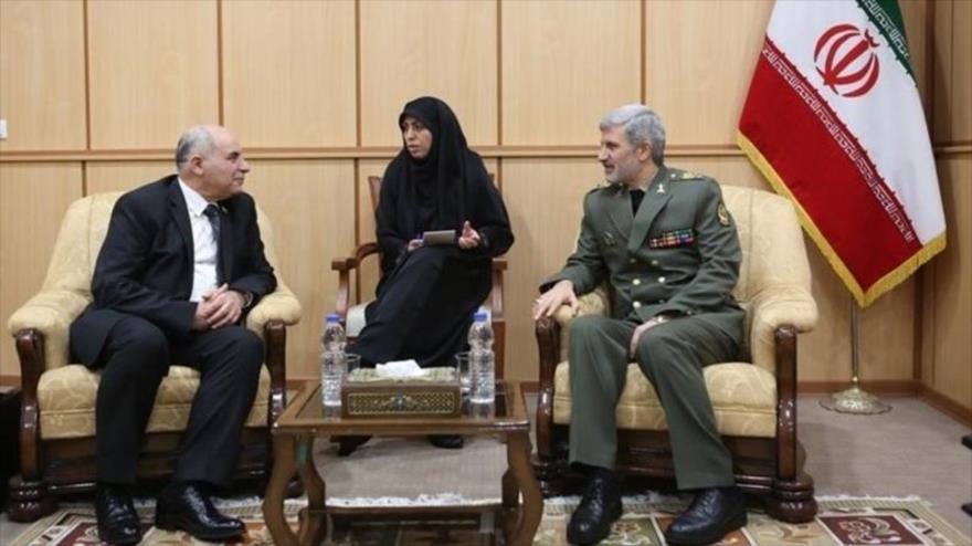 'Siria debe su victoria ante los terroristas al apoyo de Irán' | HISPANTV