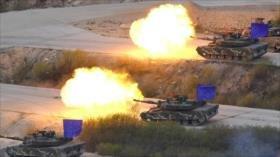 Corea del Norte exige fin de 'provocación militar' de EEUU y Seúl
