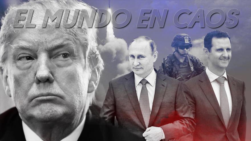 Detrás de la Razón: Trump vs Putin, Rusia, China, Europa, Irán, México y América Latina, 2019: año decisivo