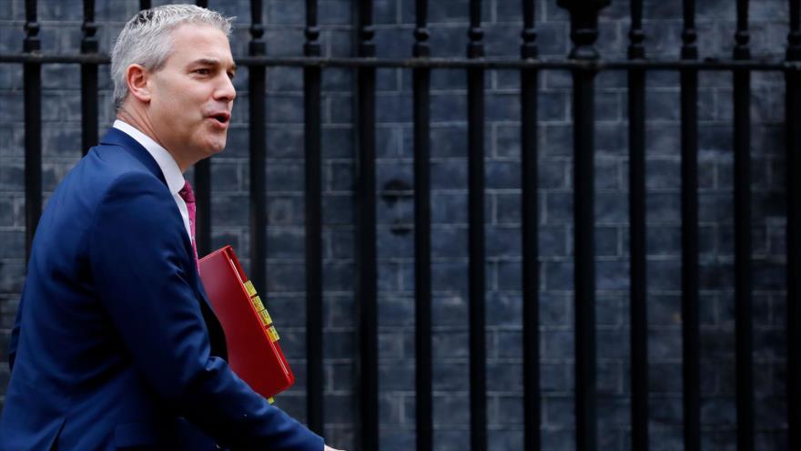 Ministro británico descarta retrasar fecha de la salida de UE | HISPANTV