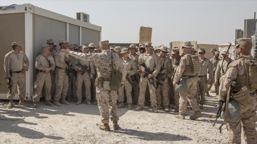 Milicia iraquí amenaza con atacar a fuerzas estadounidenses | HISPANTV