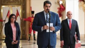 Maduro: Duque no va ni al baño sin permiso del embajador de EEUU