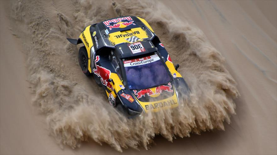 Arranca en Perú el Rally Dakar 2019   HISPANTV