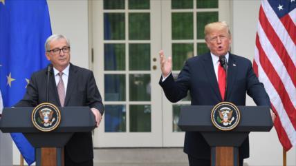 EEUU degrada sin previo aviso la embajada europea y enfurece a UE