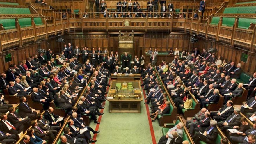Parlamento británico limita posibilidad de un Brexit 'caótico' | HISPANTV