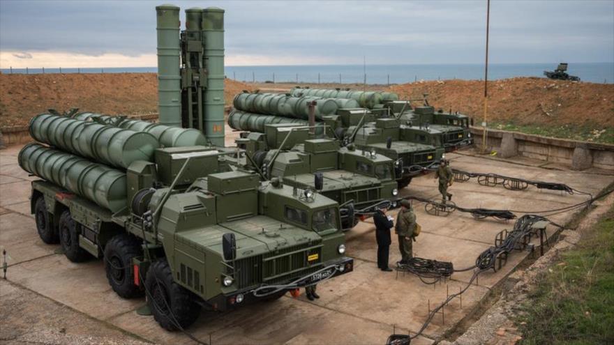 EEUU envía delegación a Turquía para truncar compra de S-400 rusos | HISPANTV