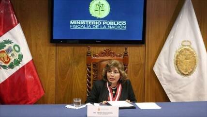 Fiscal general de Perú declara en emergencia el Ministerio Público