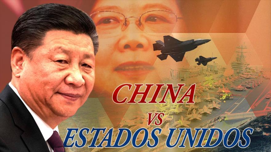 Detrás de la Razón: Alerta de guerra; China vs EEUU por Taiwán