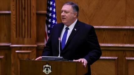 La hostilidad de EEUU hacia Irán no conoce límites