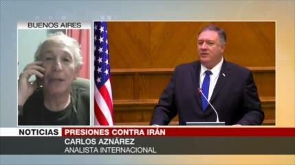 EEUU exige a otros países relaciones de sometimiento y complicidad