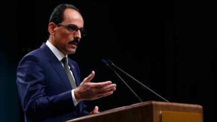 'Turquía no necesita el permiso de EEUU para ofensiva en Siria'