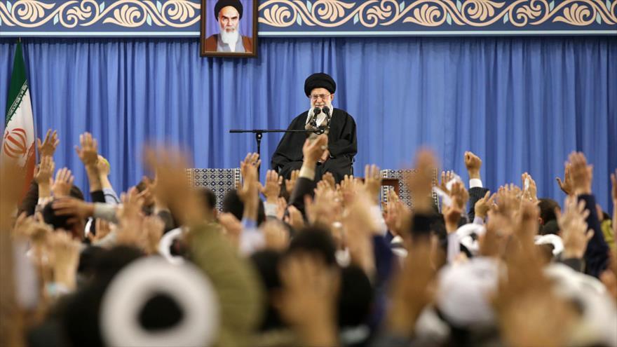 Líder de Irán: EEUU busca deshacerse de Irán con sanciones | HISPANTV