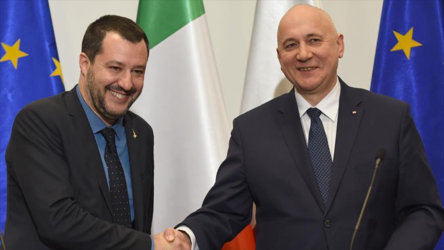 Italia y Polonia protagonizarán la 'nueva primavera europea' | HISPANTV