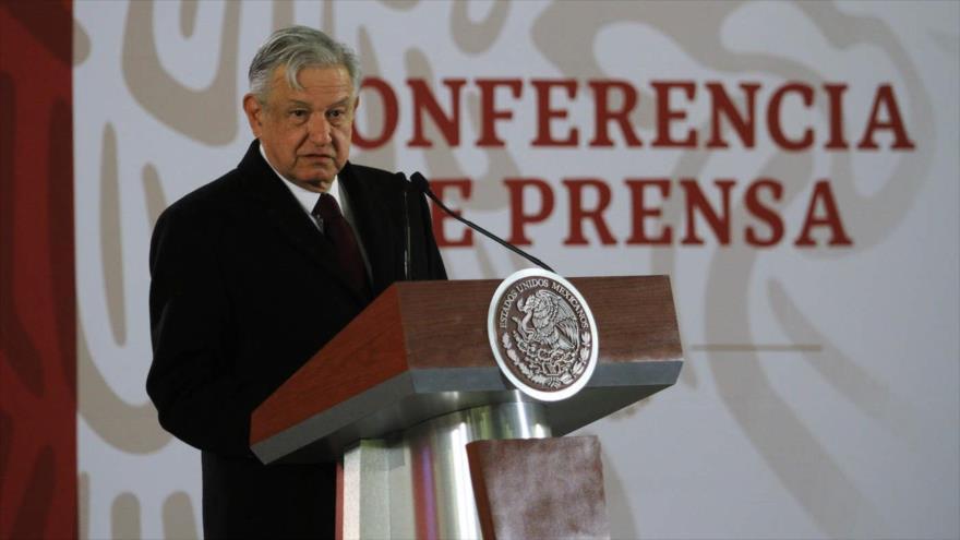López Obrador descarta dialogar con Trump sobre el muro fronterizo