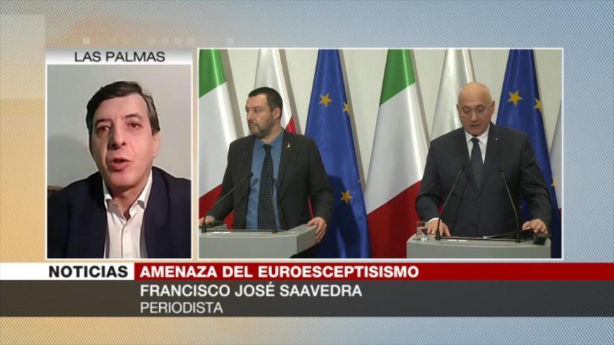 Saavedra: Elecciones de mayo a la Eurocámara transformarán la UE