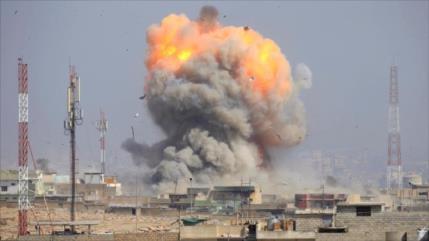 SNHR: Coalición de EEUU ha matado a casi 3000 civiles en Siria