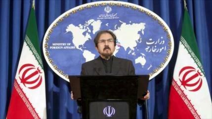 Irán promete reevaluar sus vínculos con Europa si es sancionado
