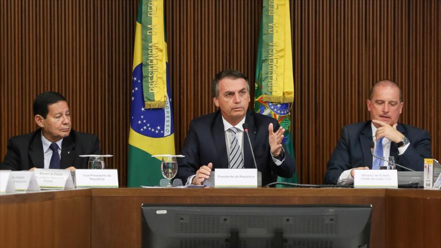 Bolsonaro confirma que Brasil saldrá del acuerdo migratorio de la ONU
