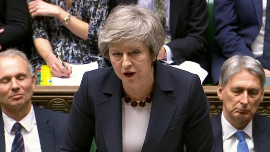 May sufre una dura derrota en Parlamento en recta final de Brexit | HISPANTV