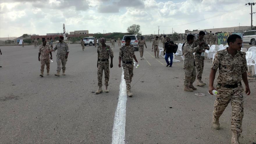Drones de Ansarolá atacan desfile militar de fuerzas pro-saudíes | HISPANTV