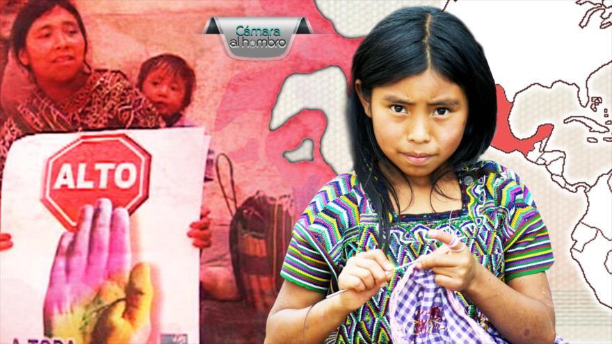 Cámara al Hombro: México, Mujeres indígenas de Chiapas sufren doble discriminación