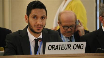ONU exige a Baréin que libere familiares de activista exiliado