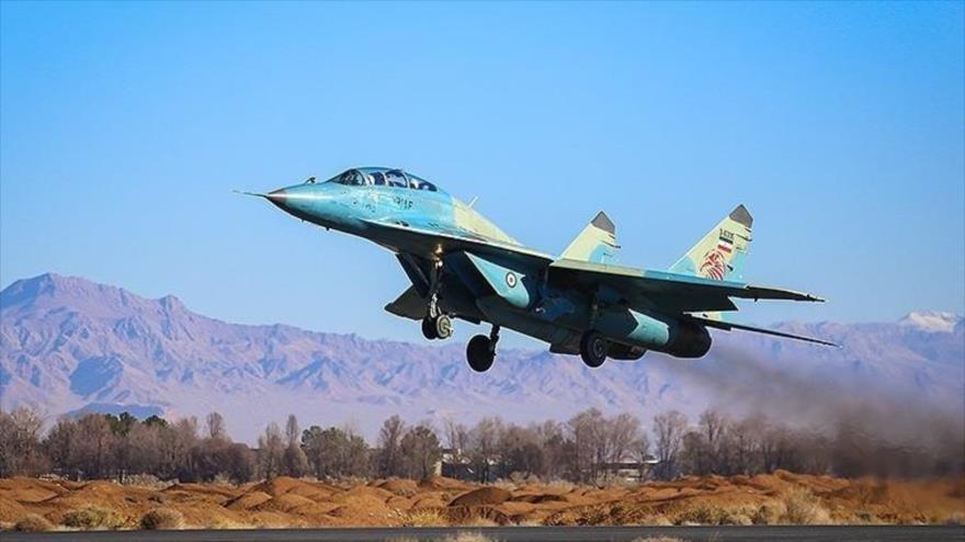 Fuerza Aérea de Irán comienza maniobras militares en Isfahán | HISPANTV