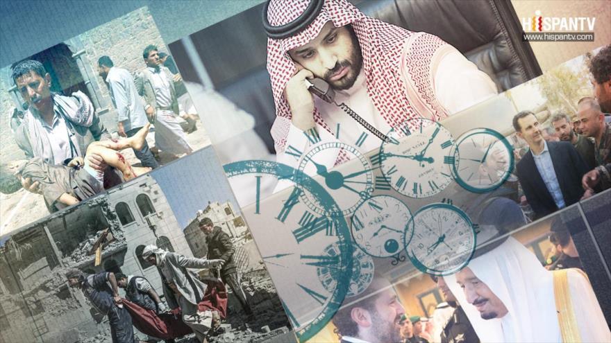 10 Minutos: Fracasos sin fin de Arabia Saudí