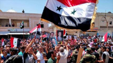 Cuba renueva su apoyo a Siria en su guerra contra el terrorismo