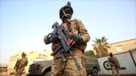 Irak despliega fuerzas en Kirkuk tras polémica por bandera kurda