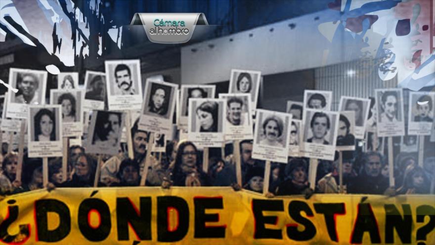 Cámara al Hombro: Uruguay, Sin rastro