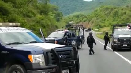 Cambia Gobierno pero sigue inseguridad en México