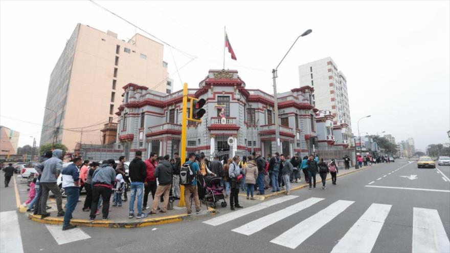 Venezuela responsabiliza a Perú de ataques a su embajada | HISPANTV
