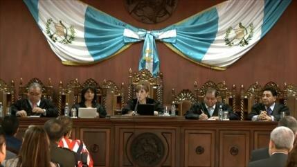 Corte Constitucional es atacada por varios frentes en Guatemala